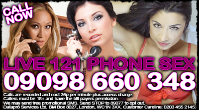 Three hardcore phone sex girls taking your calls